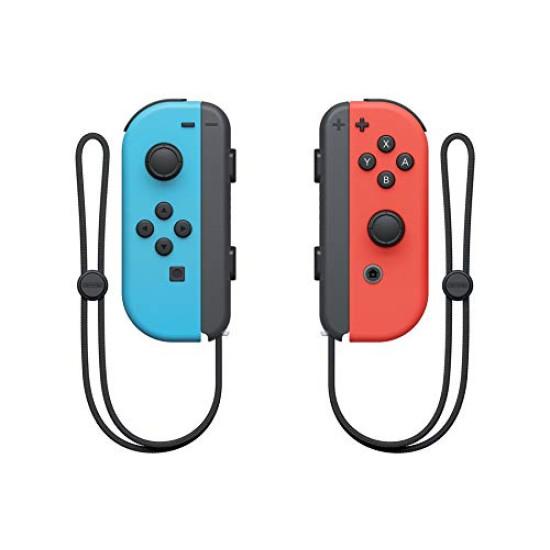 Nintendo Switch - Neon Red - Neon Blue - New Model - Open Box