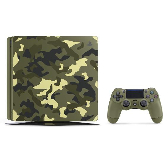 Sony PlayStation 4 Slim 1TB Limited Edition Console - Call of Duty WWII Bundle