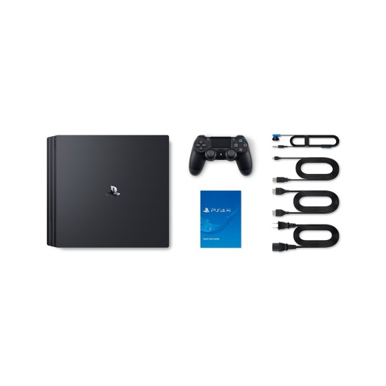 Sony PlayStation 4 Pro - 1 TB - Fifa 20 - 2 Controller Bundle - HDR - PSVR Ready