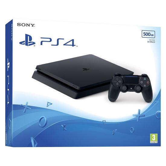 Sony PlayStation 4 Slim - 1 TB - One Year Local Warranty