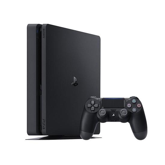 Sony Playstation 4 Slim - 1TB Console Marvels Spider-Man Bundle