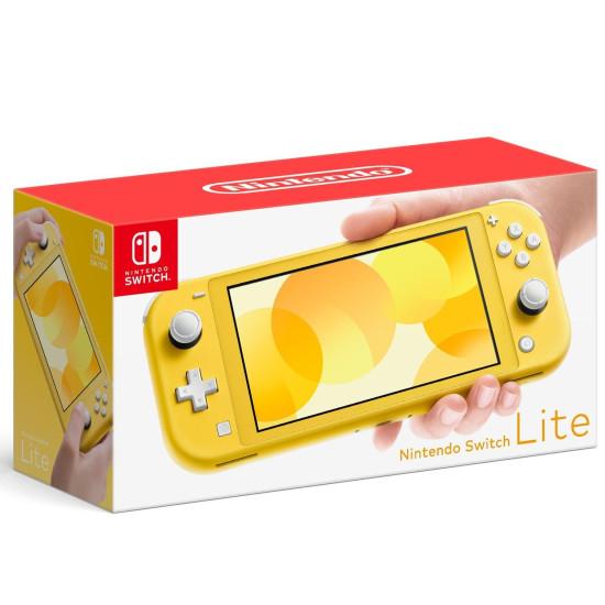 Nintendo Switch - Lite - Yellow