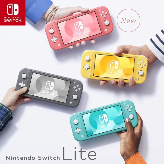 Nintendo Switch - Lite - Grey