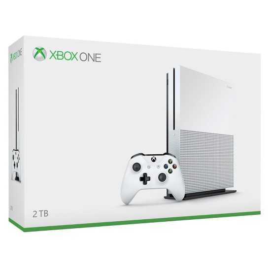 Microsoft Xbox One S 2TB Console - Launch Edition