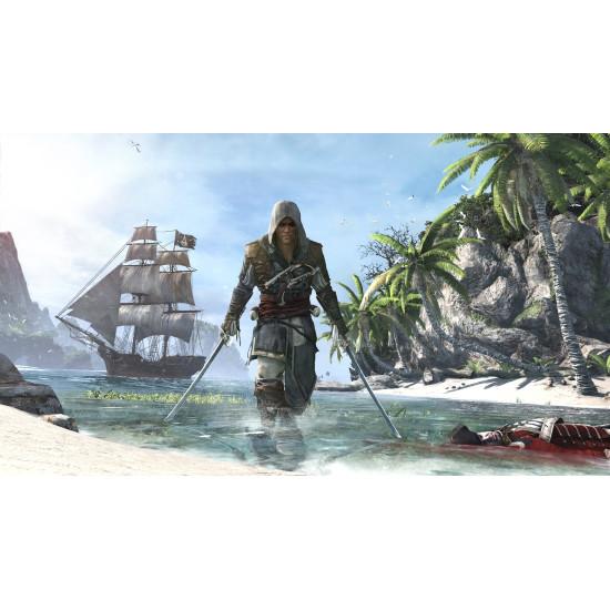 Assassins Creed IV Black Flag - PS4