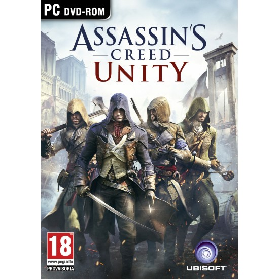 Assassins Creed Unity ( Special Edition ) / PC ( Physical Disc )