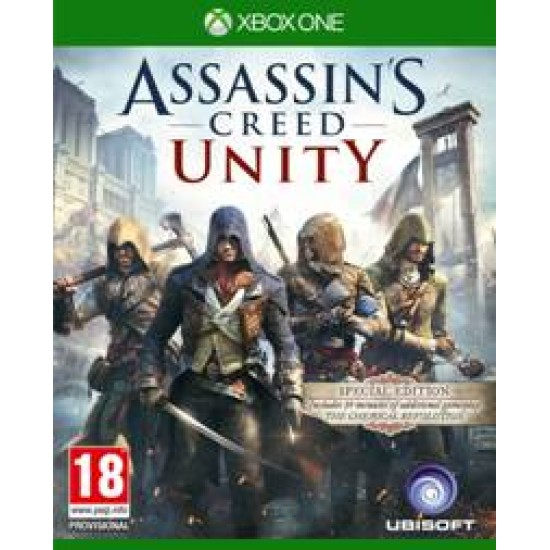 Assassins Creed Unity ( Special Edition ) / Xbox One ( Region 2 - UK )