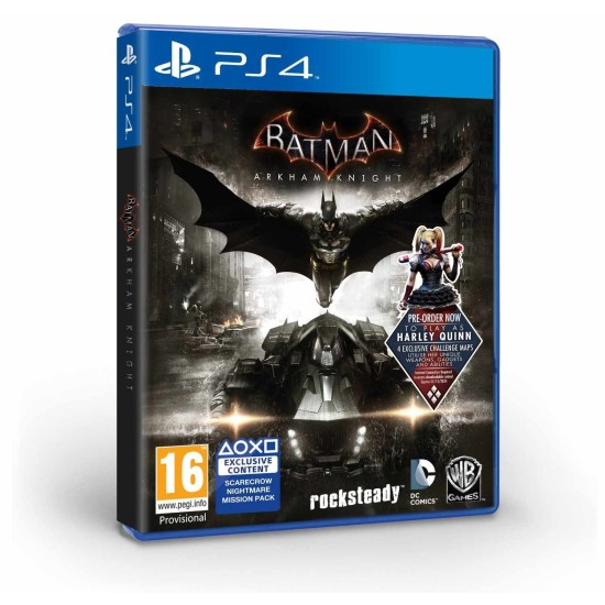 Batman Arkham Knight | PS4