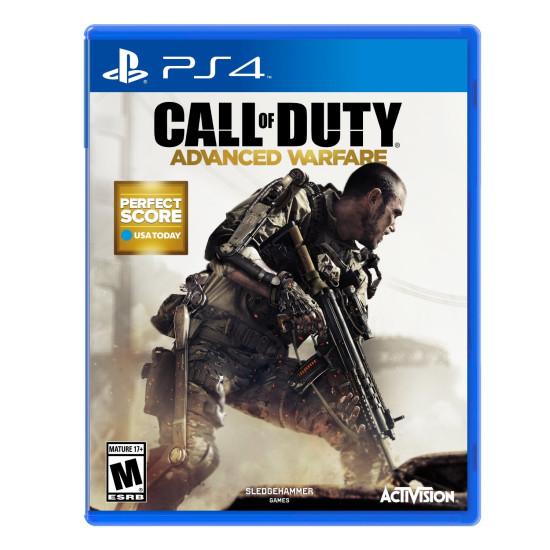 Call Of Duty Advanced Warfare | PS4 |Used Like New
