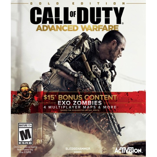 Call Of Duty Advanced Warfare Gold Edition | PS4