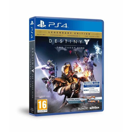 Destiny: The Taken King - Legendary Edition | PS4