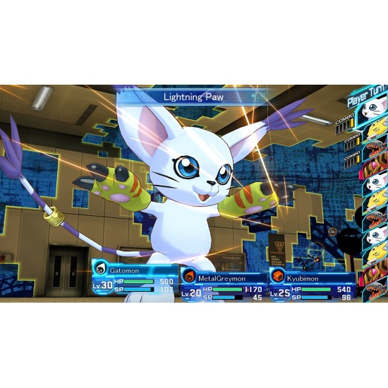 Digimon Story: Cyber Sleuth | PS4