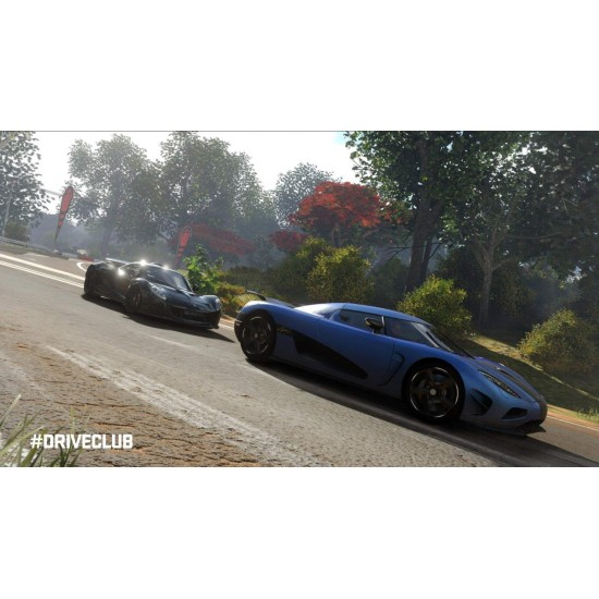Driveclub - Used Like New - PS4