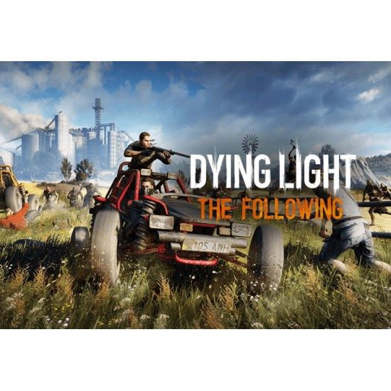 Dying Light - PC Steam Digital Code