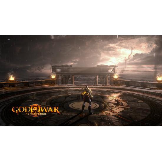 God of War III Remastered | PS4