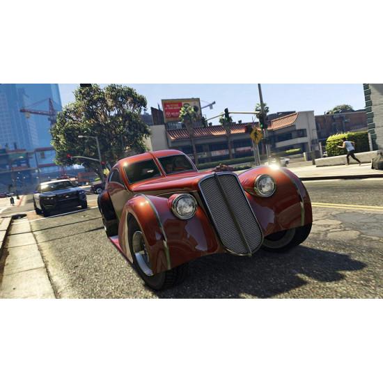 Grand Theft Auto V - Premium Edition - Global - PC Rockstar Social Club Digital Code