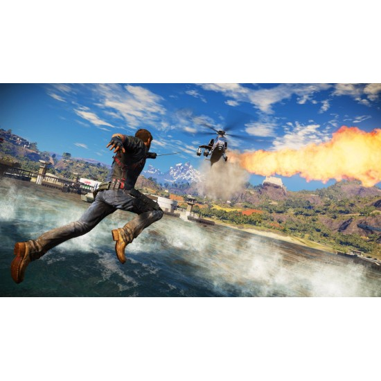 Just Cause 3 - Gold Edition - PlayStation 4