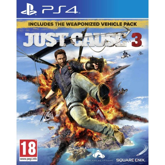 Just Cause 3 - Day 1 Edition | PS4