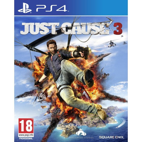 Just Cause 3 | PS4