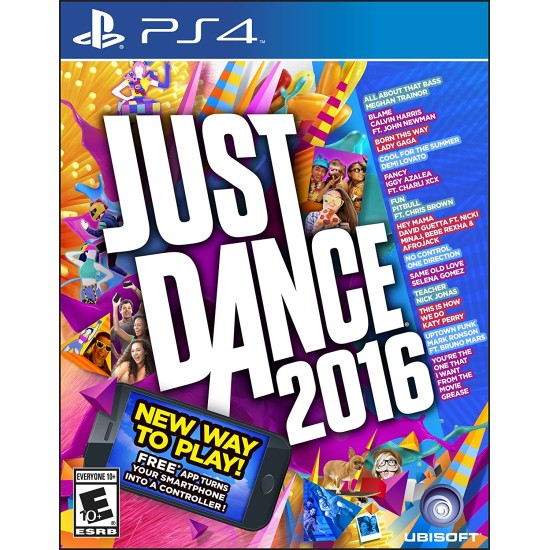 Just Dance 2016 | PS4