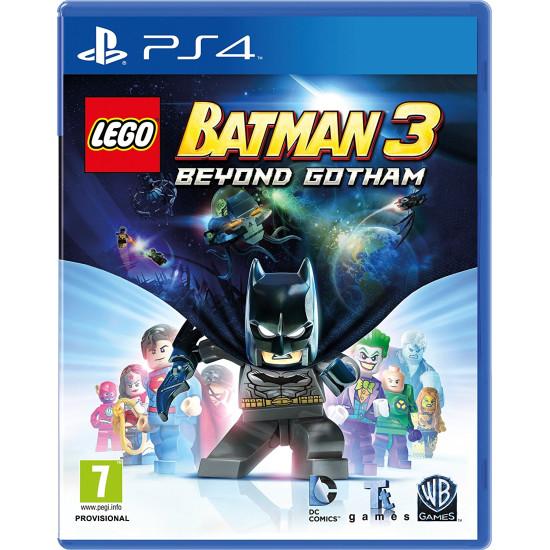 LEGO Batman 3 Beyond Gotham | PS4