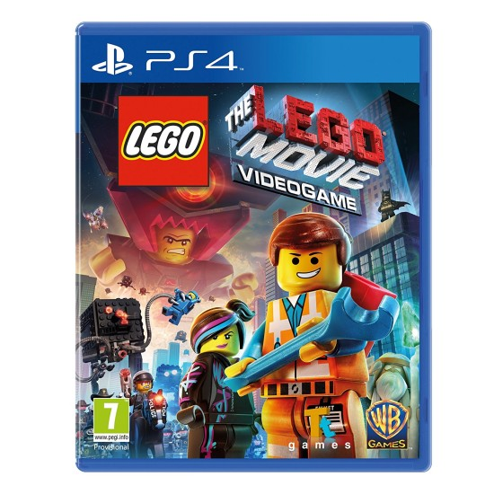 The LEGO Movie Videogame - PlayStation 4