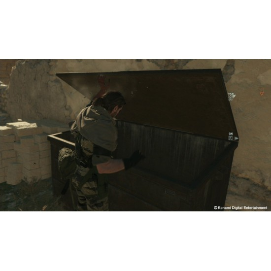 Metal Gear Solid V: The Phantom Pain - Used Like New | PS4