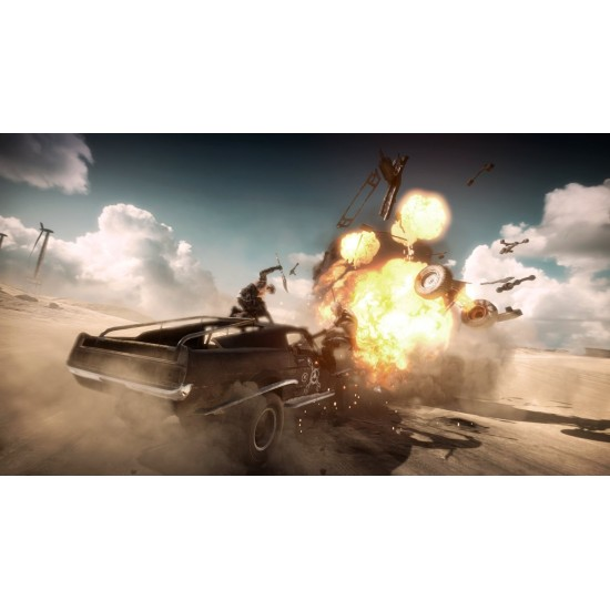 Mad Max - PC Steam Digital Code