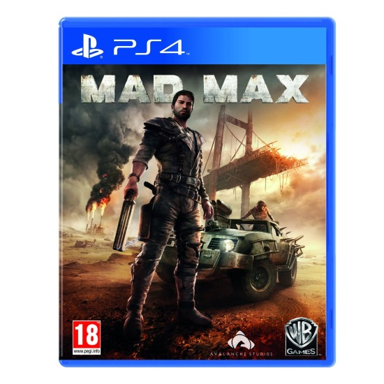Mad Max | PS4