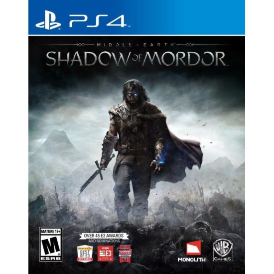 Middle-Earth Shadow Of Mordor | PS4