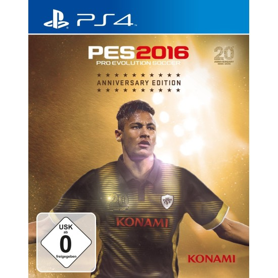 PES 2016 20th Anniversary Edition | PS4