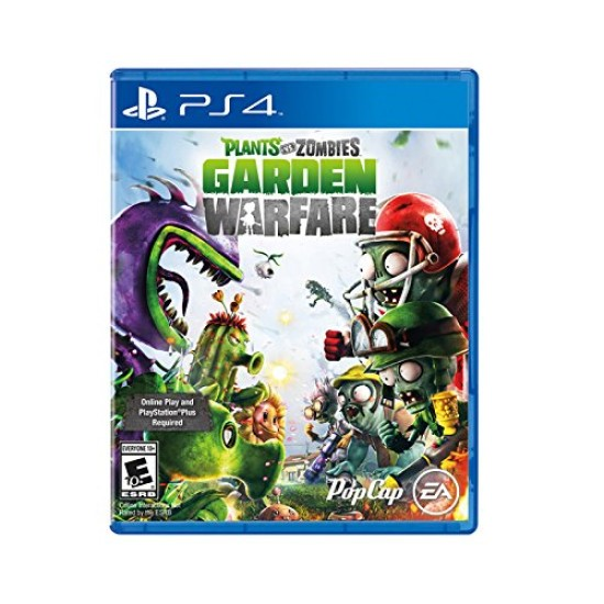Plants vs Zombies Garden Warfare - Online Play Required - PlayStation 4