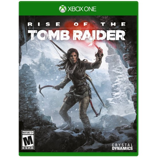 Rise of the Tomb Raider | XB1