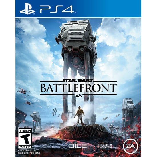 Star Wars: Battlefront - Include Arabic | PS4