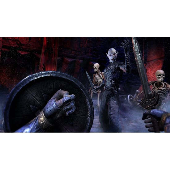 The Elder Scrolls Online Tamriel Unlimited - Arabic Edition - PlayStation 4