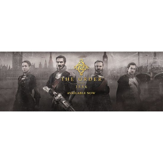 The Order 1886 - PS4