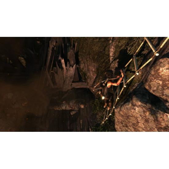 Tomb raider - Definitive Edition | PS4