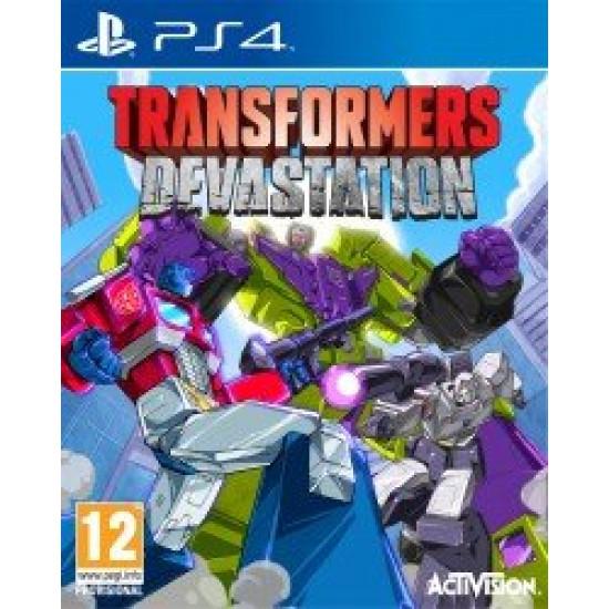 Transformers Devastation | PS4