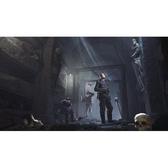 Wolfenstein: The Old Blood | PS4