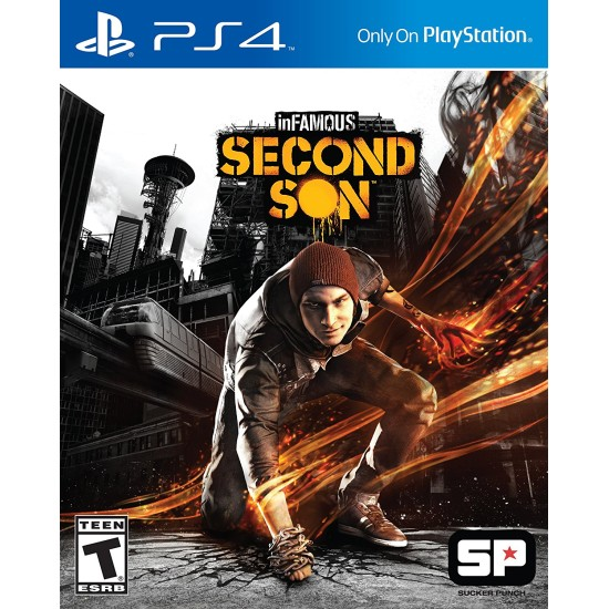 inFAMOUS Second Son | PS4