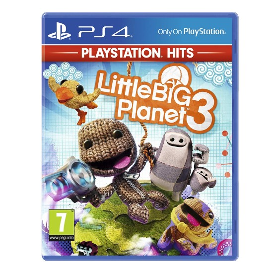 Little Big Planet 3 - PlayStation Hits | PS4