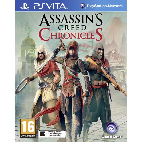 Assassins Creed Chronicles   PSVita