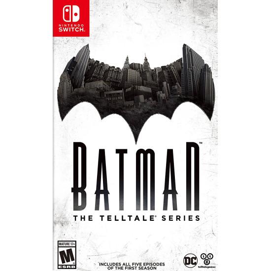 Batman The Telltale Series | Switch