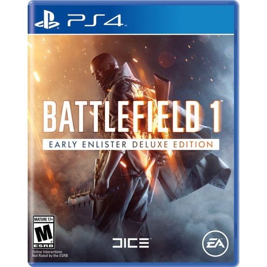 Battlefield 1 - Deluxe Edition | PS4