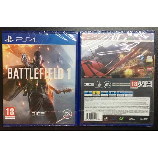 Battlefield 1 - Arabic Edition | PS4