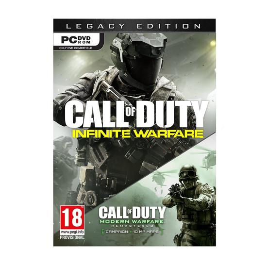Call of Duty: Infinite Warfare - Legacy Edition   PC - DVD Disc