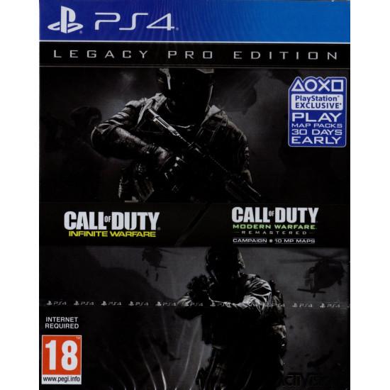 Call of Duty: Infinite Warfare - Legacy Pro Edition   PS4