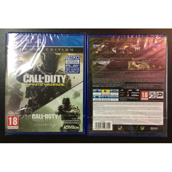 Call of Duty: Infinite Warfare - Legacy Edition | PS4