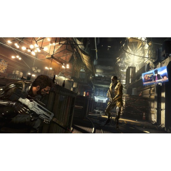 Deus Ex: Mankind Divided Day One Edition | PS4
