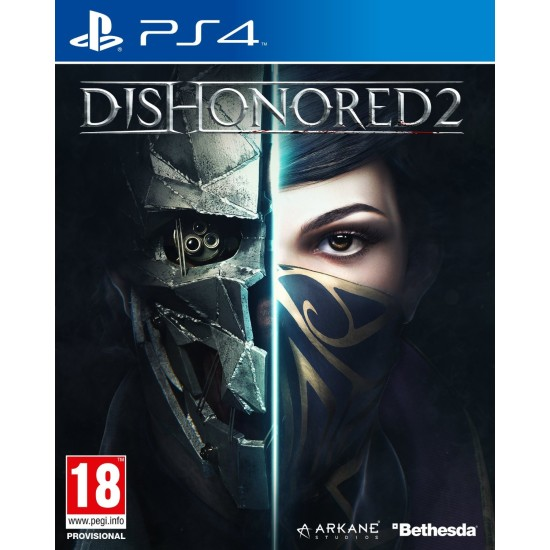 Dishonored 2 - Arabic Edition | PS4